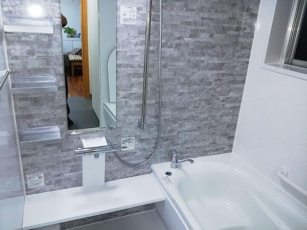 浴室洗面所リフォーム