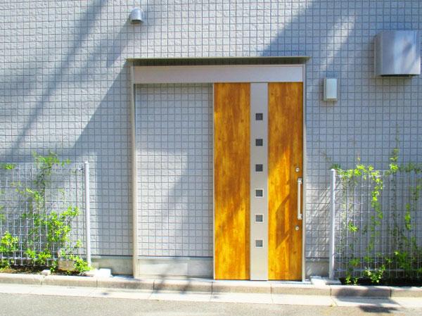 玄関、雨戸、ベランダリフォーム