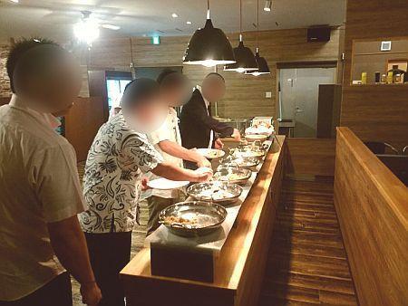 名護市店舗改修工事★レストランオープン!