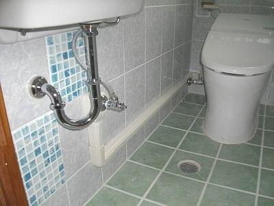 浦添市 給水管工事