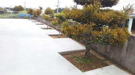 うるま市★土間コンクリート工事