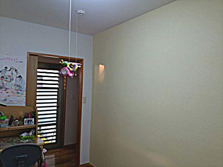 沖縄市★子ども部屋 間仕切り壁工事