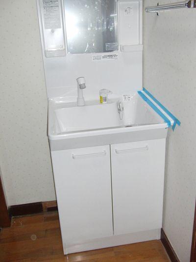 トイレ改修・洗面台取替