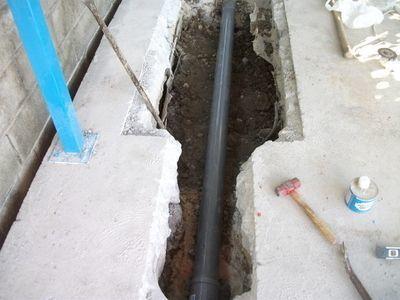 【助成金がもらえる】 下水道接続工事