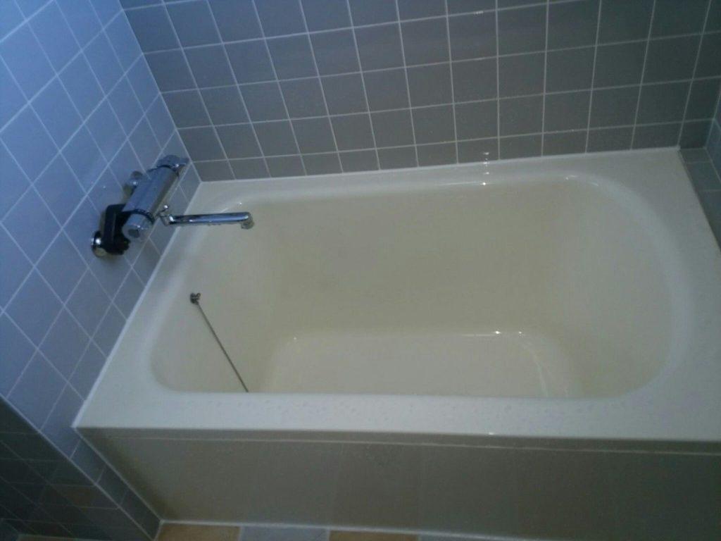 沖縄県浦添市 中古マンション 浴室リフォーム