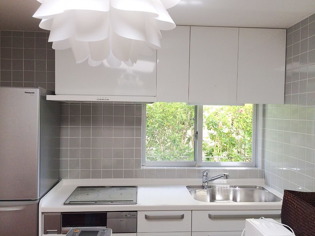 沖縄県宜野湾市 浴室リフォーム&キッチンリフォーム