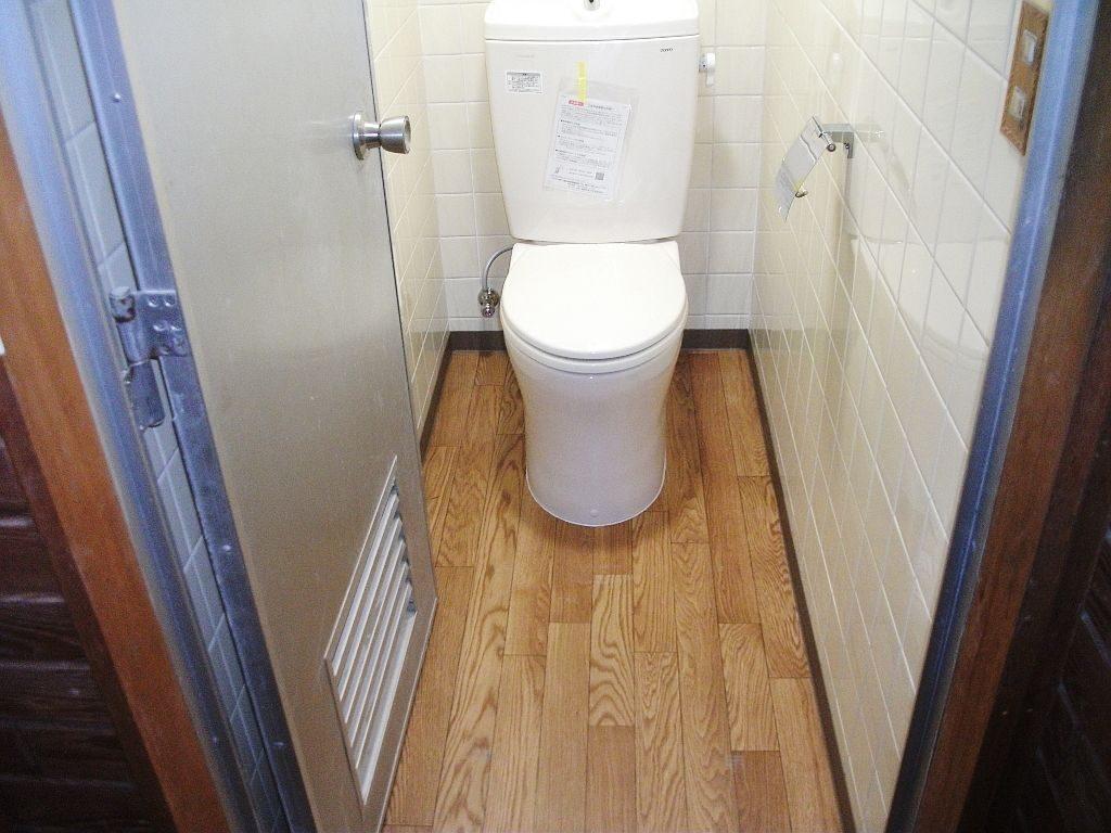 沖縄県那覇市 和式トイレのリフォーム