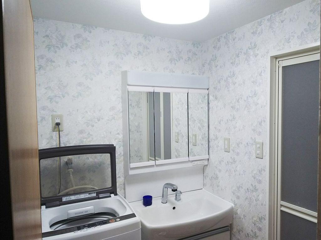 沖縄県うるま市 浴室リフォーム・洗面所リフォーム
